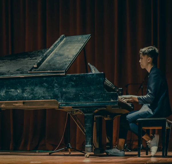 Mock exams earn piano students higher piano grades